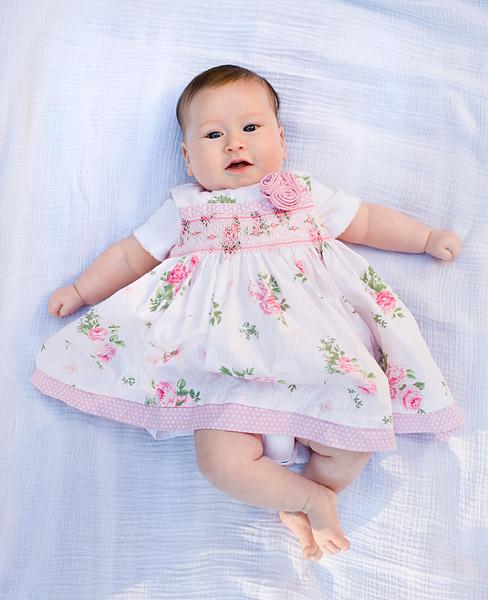 Philadelphia baby portrait