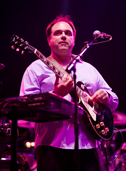 Frank Agnello on guitar