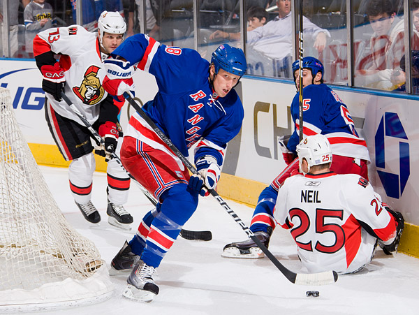 New York's Marc Staal