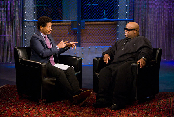 Touré's interview with musician Cee Lo Green