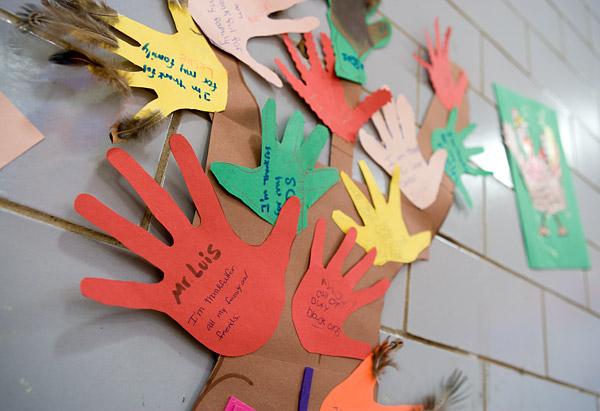 Thanksgiving Carver Center
