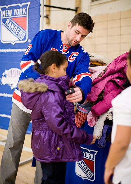 Chris Drury Garden of Dreams coat drive