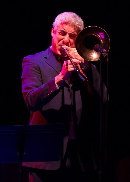 Pink Martini trombone