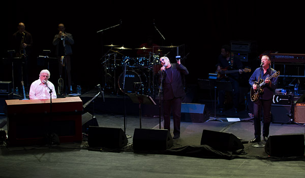 Michael McDonald, Donald Fagen and Boz Scaggs
