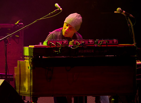 Keyboardist Danny Louis