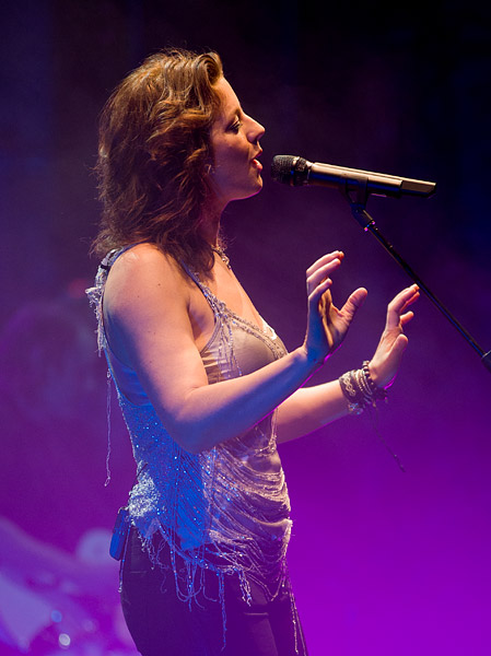 Sarah McLachlan at the Beacon Theatre