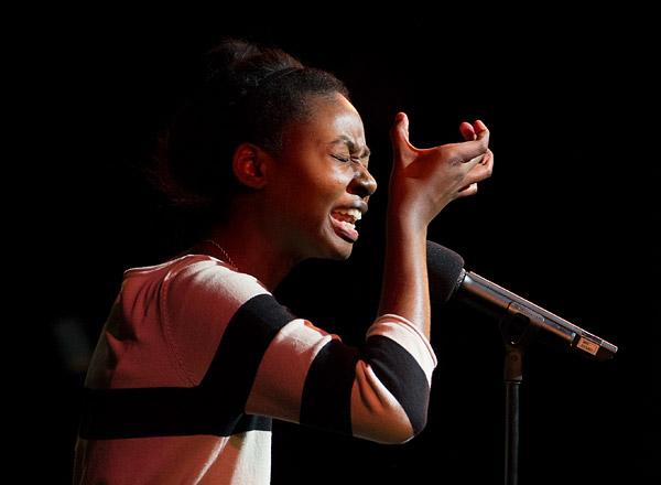 Knicks Poetry Slam 2011 winner Tonya