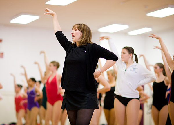 Rockette Summer Intensive Auditions at Radio City Music Hall