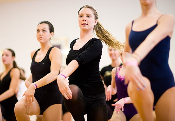 Rockettes Summer Intensive Auditions