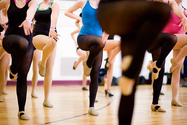 Rockette Summer Intensive Audition