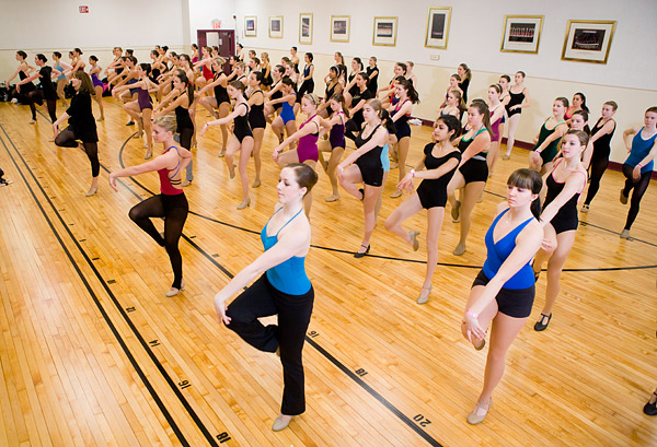 Rockette Summer Intensives