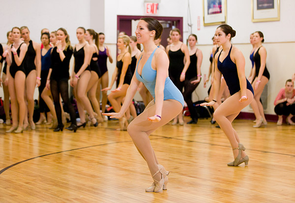 Rockette Summer Intensive Auditions