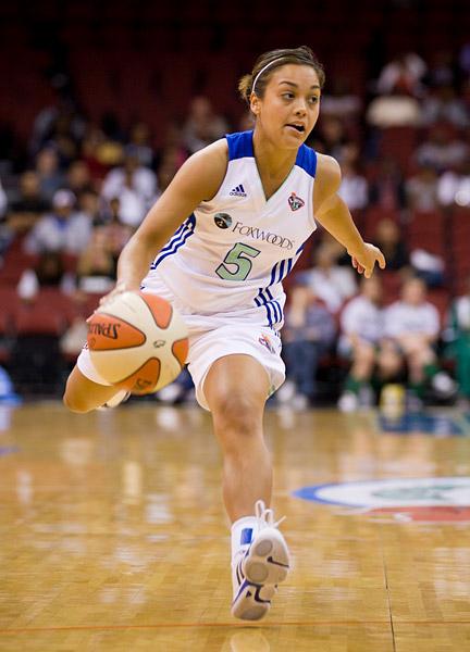Leilani Mitchell