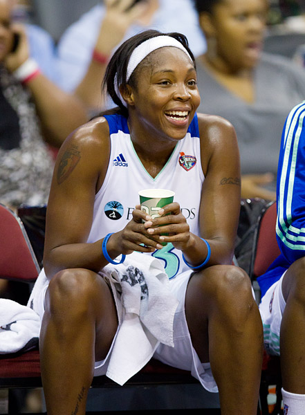 Cappie Pondexter led the Liberty with 18 points