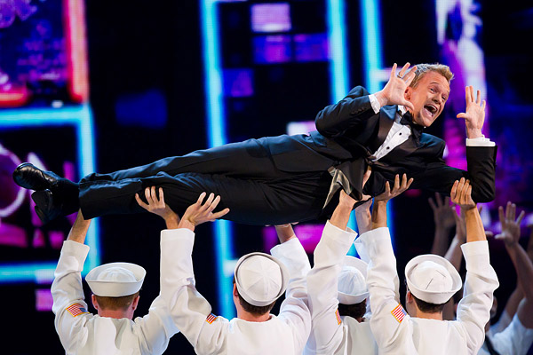 Tony Awards host Neil Patrick Harris's opening number, now a huge hit on YouTube