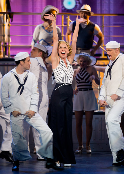 Sutton Foster in Anything Goes