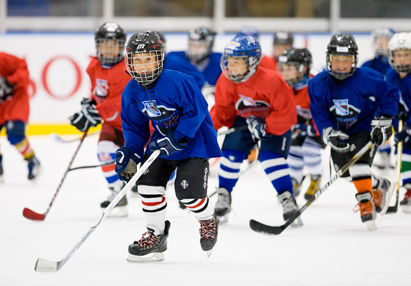 New York Rangers Youth Hockey Camp