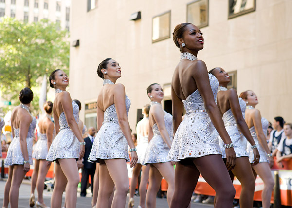 Rockettes Today Show