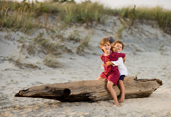 Hamptons family portraiture
