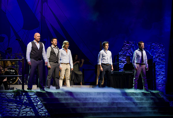 Celtic Thunder in New York