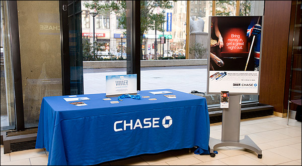 Chase 2011 ad campaign