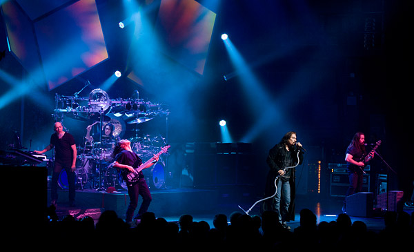 Dream Theater at Beacon Theatre