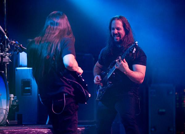 Guitarist John Petrucci