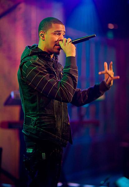 J. Cole performance