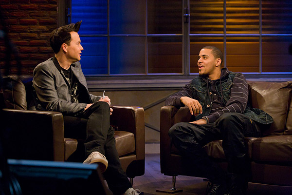 Mark Hoppus and J. Cole