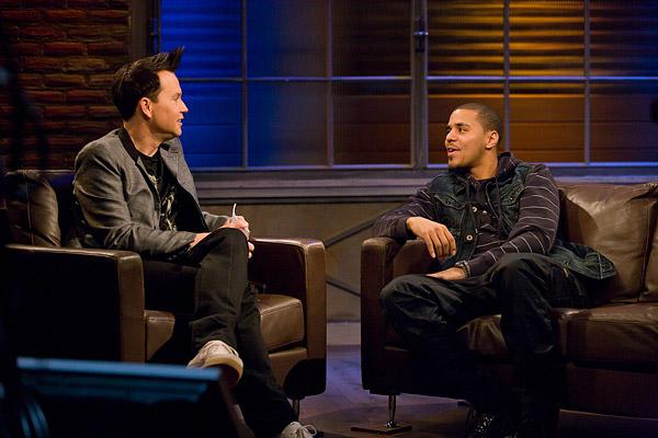 Mark Hoppus and J. Cole