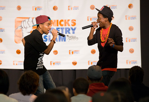New York Knicks Poetry Slam