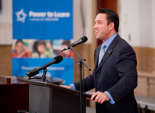 Congressman Grimm on Veterans Day