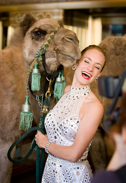 Camel and Rockette