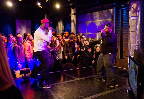 Big K.R.I.T. on Hip Hop Shop