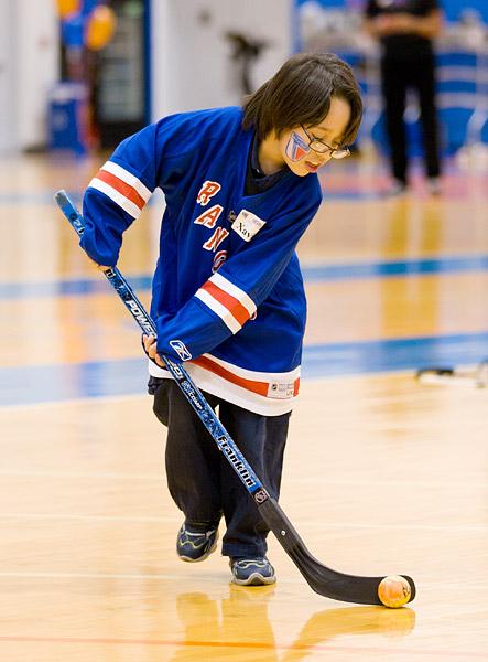 Garden of Dreams hockey