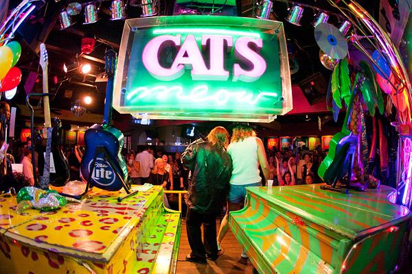 Cats Meow, Bourbon Street