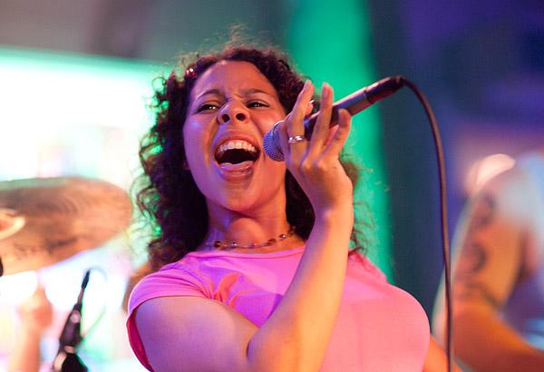 New Orleans singer