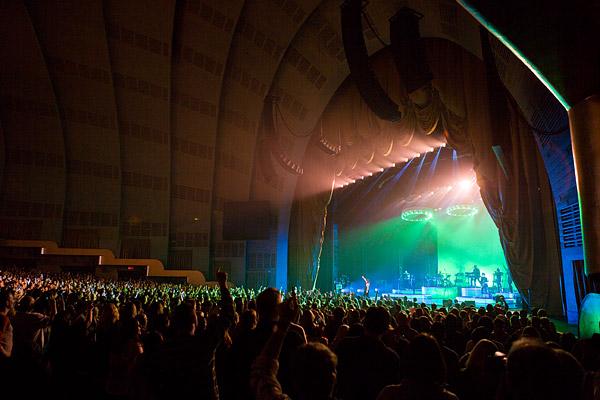 Kelly Clarkson at Radio City Music Hall
