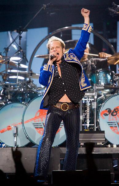 Van Halen at Madison Square Garden