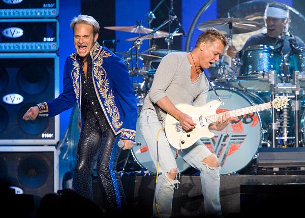 Van Halen at MSG
