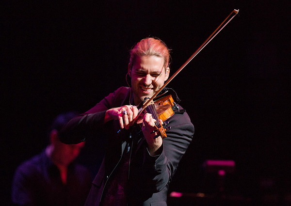 David Garrett at Beacon Theatre