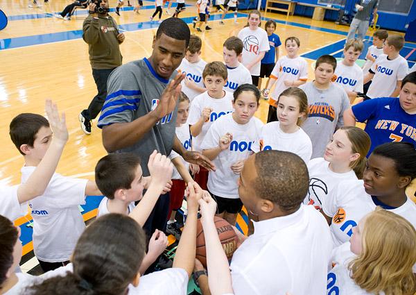 New York Knicks' Iman Shumpert