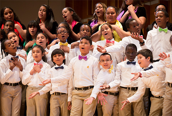 Highbridge Voices 2014 Benefit Concert in New York City