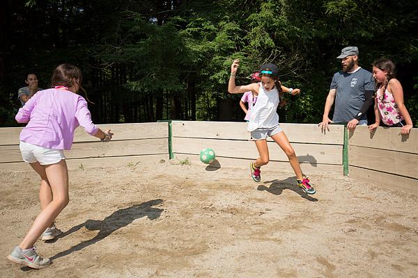 Ga-ga at Jewish camp